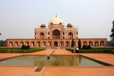 Нью-Дели — мавзолей Востока