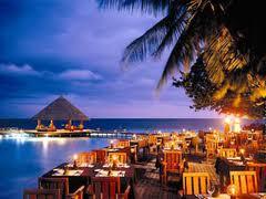 Волшебство Мальдивских островов