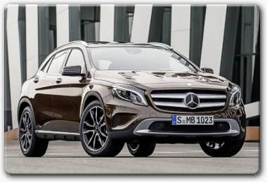 Автомобильные новинки от Mercedes