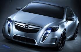 Компания Opel в ближайшее время представит новый концепт