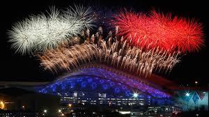 Как начиналась Олимпиада в Сочи