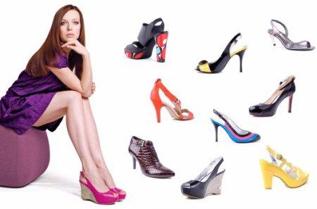 Модные тенденции в женской обуви осени-2014