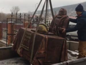Памятник пельменю открывают на Урале