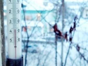 26 градусов мороза в Челябинске, 35 по области