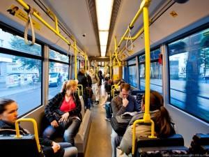 С 60 до 90. Время бесплатной пересадки в общественном транспорте увеличено