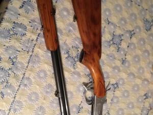 Два ружья изъяли в поселке Лесной