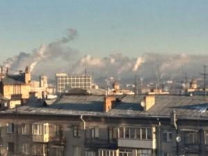 Челябинск заволокло промышленным дымом. Количество жалоб критическое