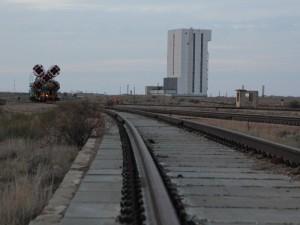 ЧМК начал поставки рельсов для космодромов