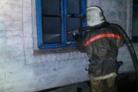 4 часа тушили жилой дом 16 человек
