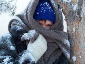 Крепкие морозы пришли в Челябинскую область