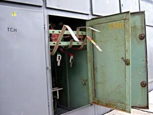 В Кизильском районе 28-летний селянин разобрал трансформатор и спер детали