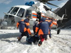 Южноуральское МЧС за неделю спасло 10 человек