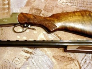 Ружье и боевые патроны изъяли у пенсионера