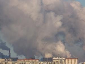 В Челябинске введен режим НМУ 1 степени опасности