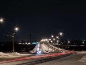 Всего-то 3 балла! Нынешним утром в Челябинске необычно свободные дороги