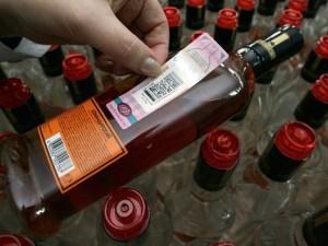9 тысяч бутылок фальсифицированного алкоголя. Уголовное дело направлено в суд