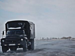Брошенный грузовик нашли в Челябинске
