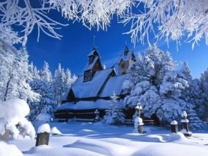 Крещенские морозы обязательно придут в Челябинск! -30 обещают в «святую» ночь