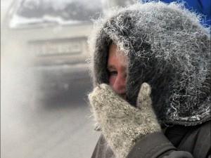 Утром в Челябинске зафиксировано -24 градуса. Но холода только начались