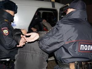 Грабители с кастетом были задержаны по горячим следам