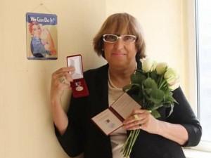 Марина Волкова: «Любовь к чтению как вирус, передаётся от человека к человеку»