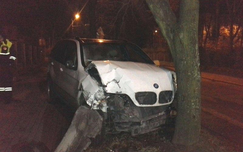 В Клетне водитель покалечил своего пассажира и сбежал