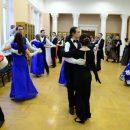 Танцоры из разных городов встретились на Рождественском балу в Брянске