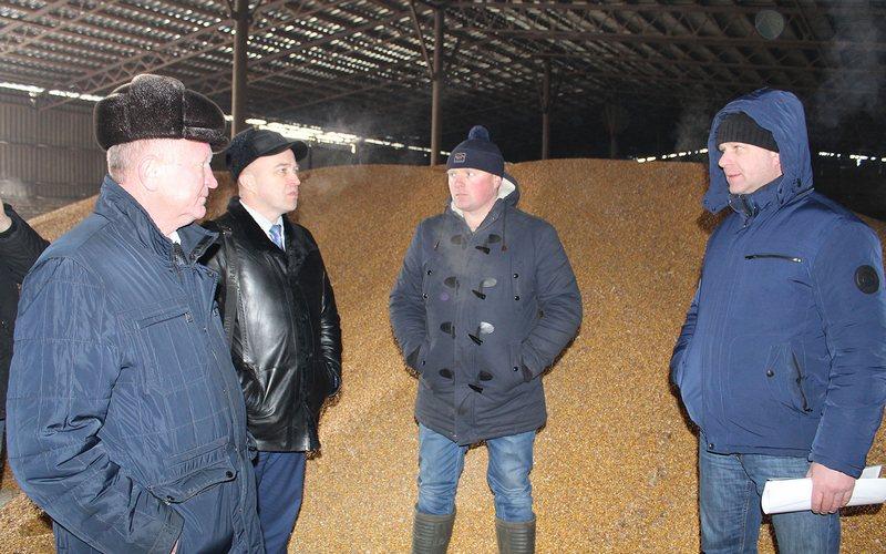 Пензенские аграрии на Брянщине учились выращивать картошку