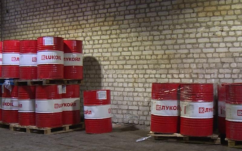 В брянском локомотивном депо слили масла на 1,5 миллиона рублей