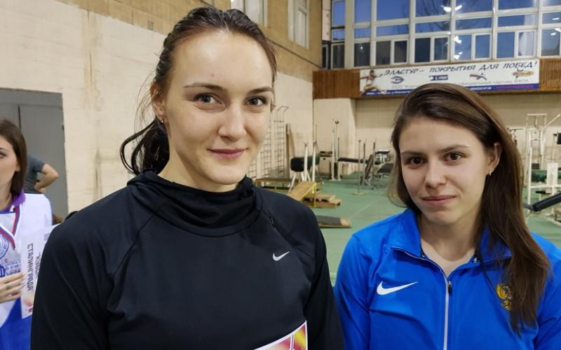 Легкоатлетка из Брянска Дарья Нидбайкина завоевала серебро «Кубка Сталинграда»