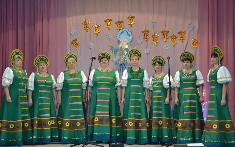 Паустовские Рёвны Навлинского района похвастались обновленным Домом культуры