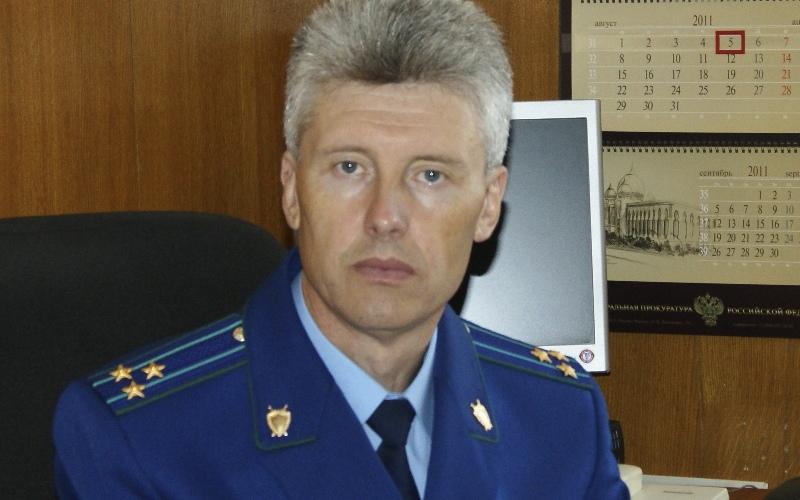 Первый зампрокурора Брянщины поможет жителям Навлинского района