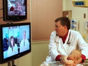 Поручение президента. Челябинская больница ввела практику телемедицины