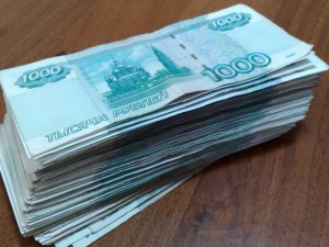 Ударил женщину по голове и забрал 40 тысяч рублей