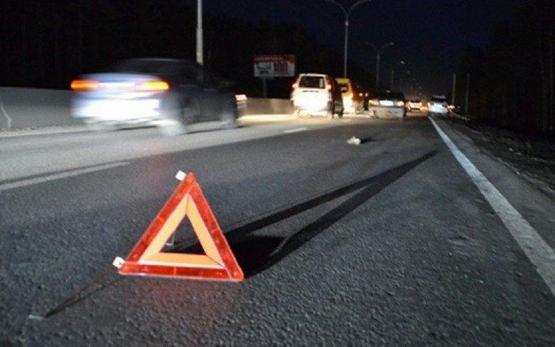 На брянской трассе лихач без прав погубил пешехода