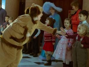 Озерский театр кукол «Золотой петушок» празднует 40-летний юбилей