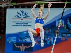 Челябинка взяла две медали всероссийских соревнований по прыжкам в высоту и с шестом ФОТО
