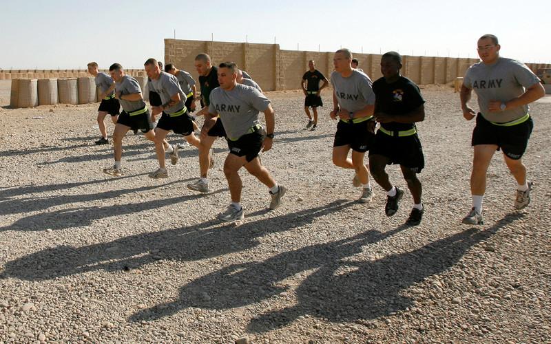 Приложения для фитнеса раскрыли расположение военных баз США