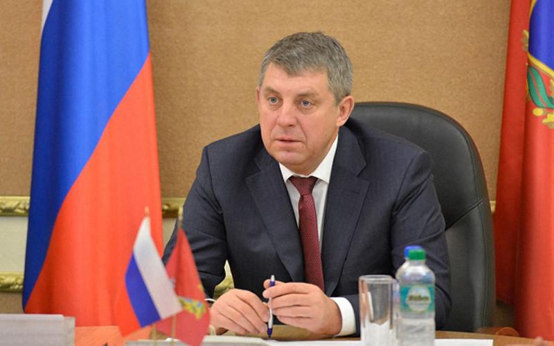 Губернатор поставил Белгород в пример брянским чиновникам