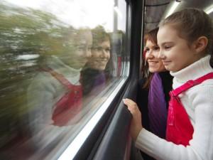 РЖД предоставит школьникам скидку в 50% на весенние каникулы