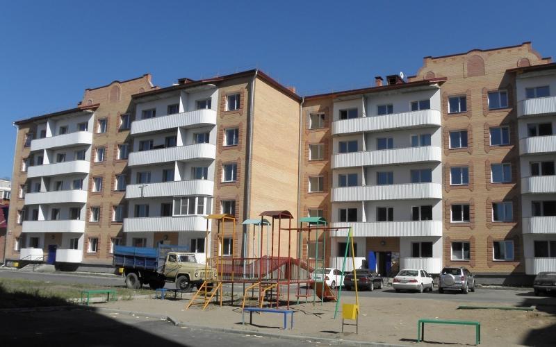 В Новозыбкове станет на две мнгоэтажки больше