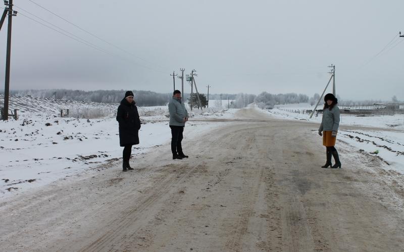 Брянские «фронтовики» отстаивают ремонт убитой карачевской трассы