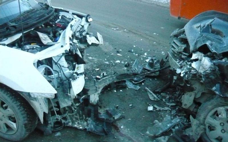 ВДТП набрянской трассе пострадал пенсионер