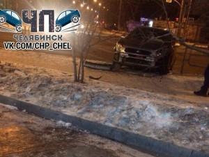Пассажирку госпитализировали с места ДТП на перекрестке улиц Молодогвардейцев и Куйбышева