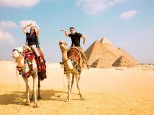 Путин разрешил снова отдыхать в Египте