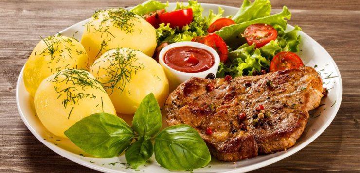 Правильная еда в Киеве с доставкой