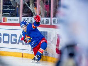 «Металлург» выиграл у «Йокерита» в Финляндии