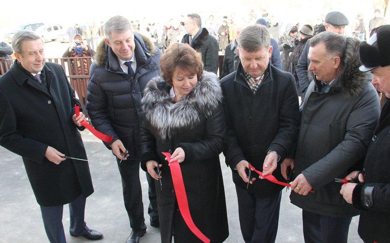 В Брянском районе открыли новый ФАП