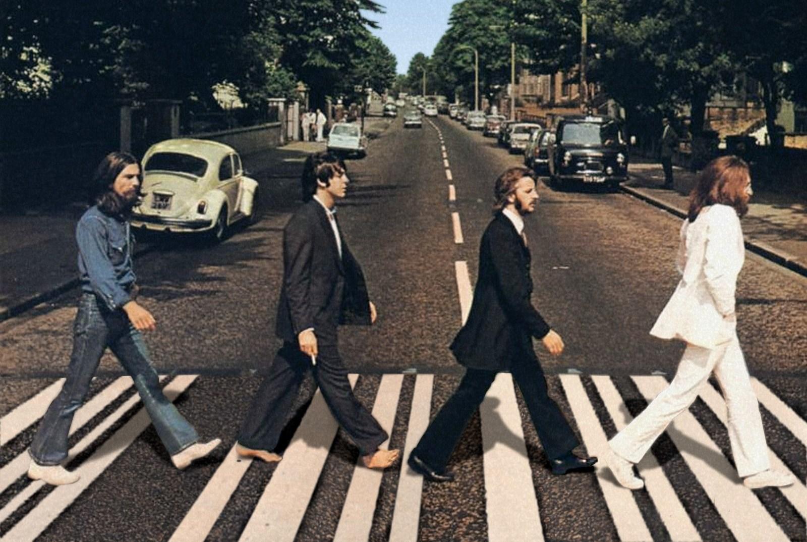Кто не любит «The Beatles»? «The Beatles» любят все!