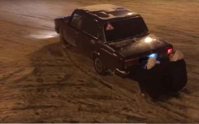 За опасные покатушки брянских зацеперов ответит водитель